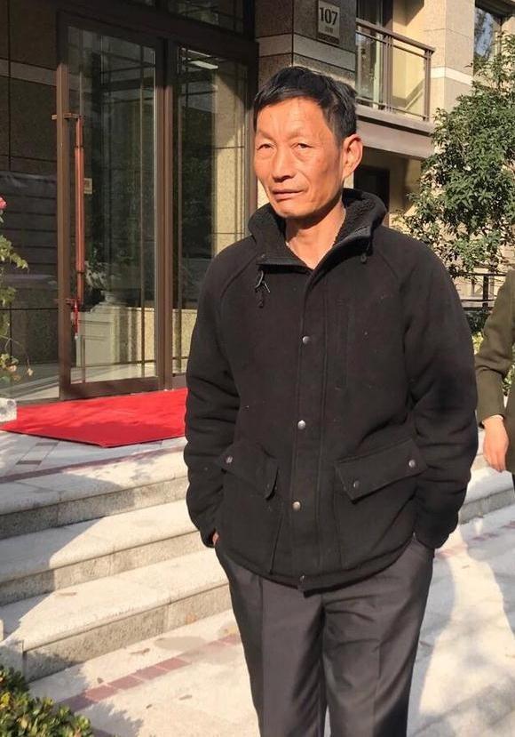 急寻上海五旬男子王卫东 2017-11-27普陀区金沙江路杨柳青路走失