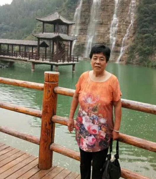 寻找沧州七旬老太曹瑞鸾 2017年12月4日沧州黄骅金宇豪庭走失