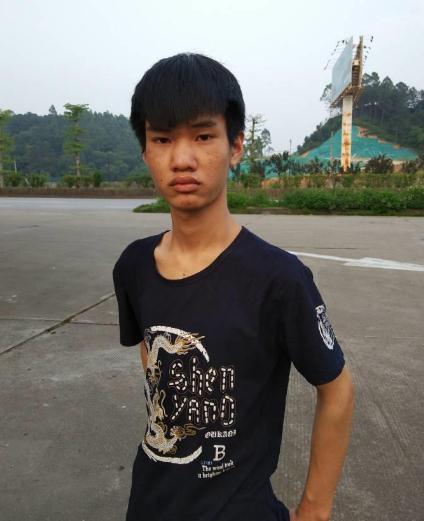 寻亲温礼瑞,2017年12月27日在东莞凤岗镇米亚二厂工作失踪