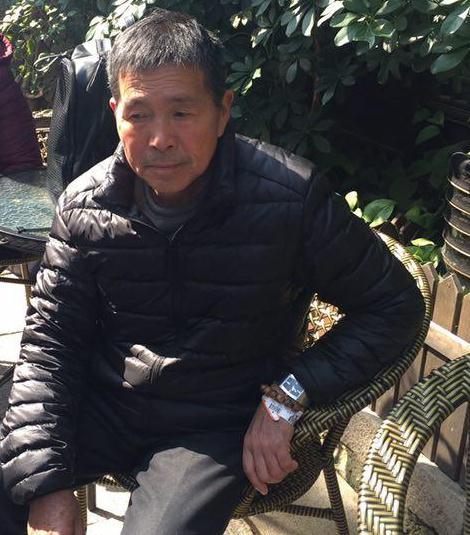 寻找泉州老人董开明 2018年1月4日福建泉州市石狮服装城走失