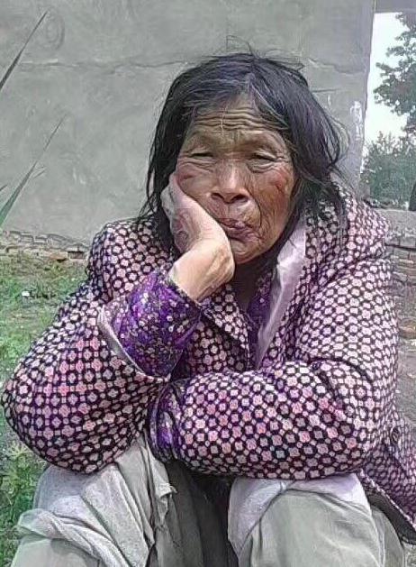 寻找宿州老人许光翠 2017年4月泗县草沟刘铺大队走失