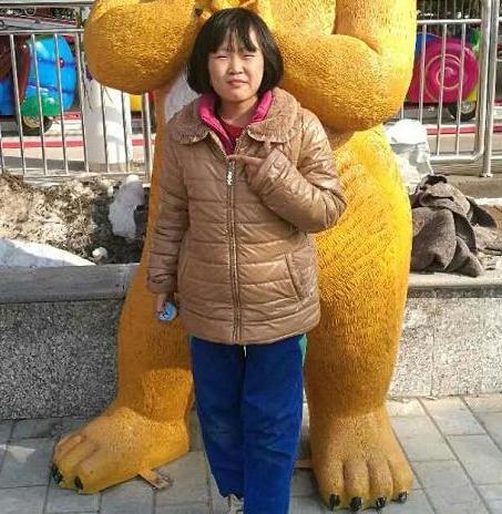 寻找广州女孩赵赢政 2018年2月5日增城新塘金泽豪庭走失