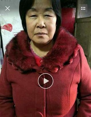寻找大连老太孙莉 2018年3月12日大连土城子走失