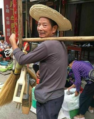 寻找江西老人刘毛古 2018年2月14日江西瑞金谢坊填走失