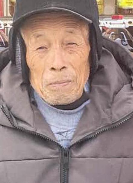 寻找成都老人蒋国彬 2018年2月28日锦江区净居寺走失