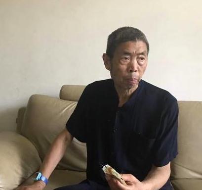寻找衡阳老人肖太桂 2018年3月4日衡阳祁东县劳动街走失