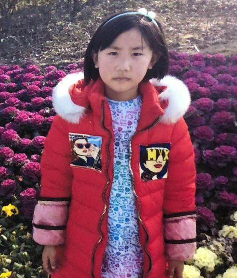 寻找遂宁女孩吴紫瑄 2018-03-01遂宁西山公园走失