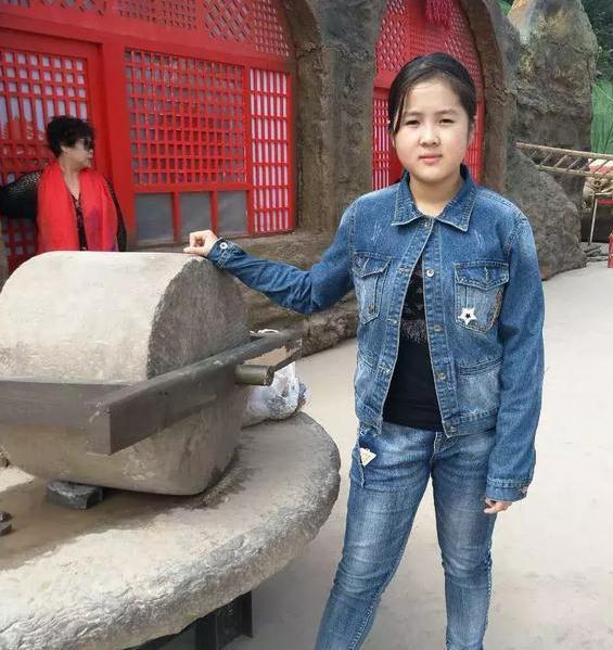 寻找陕西女孩王思雨 2018-03-28 咸阳 礼泉县东街走失