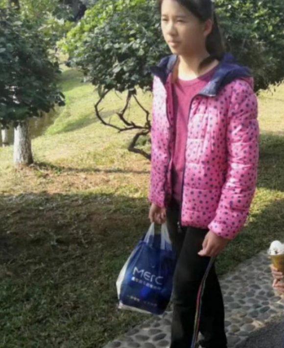 急寻广东女孩唐雨晴2018-05-01广东东莞市走失
