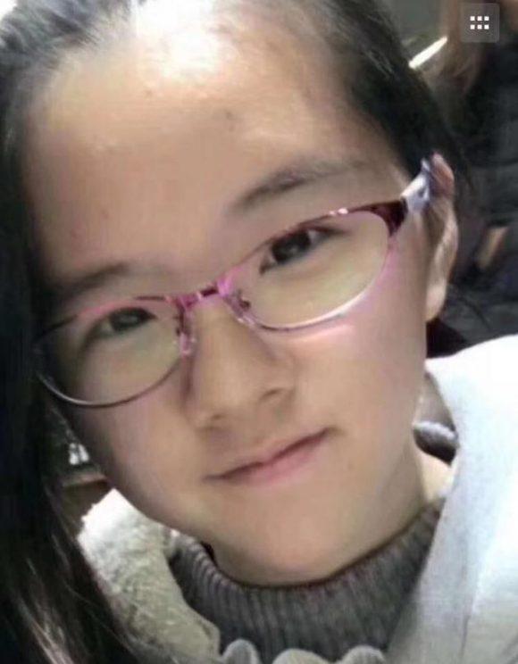 急寻上海女孩施晨2018-05-07上海市 松江区走失