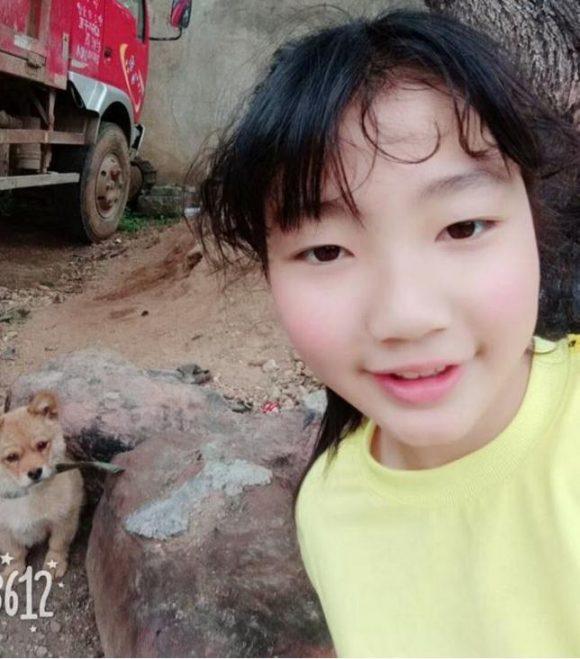 寻找湖北女孩谈亦菲2018-06-20湖北 孝感市 走失