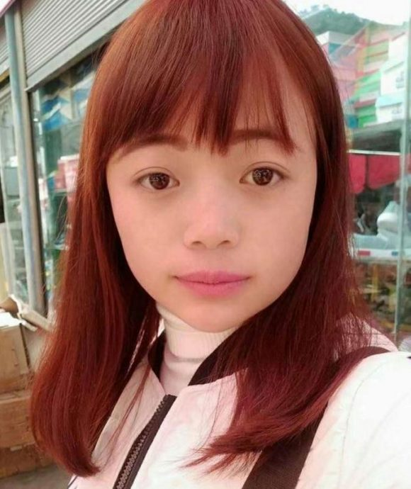 寻找贵州女孩孙斯巧 2018-06-06广州市番禺区走失