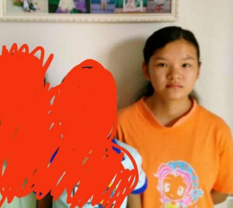 寻找江西女孩肖晶 2018-06-06 吉安市泰和县走失