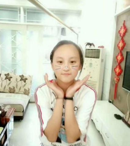 寻找河南女孩杨叶茗 2018-07-01 平顶山市汝州市走失