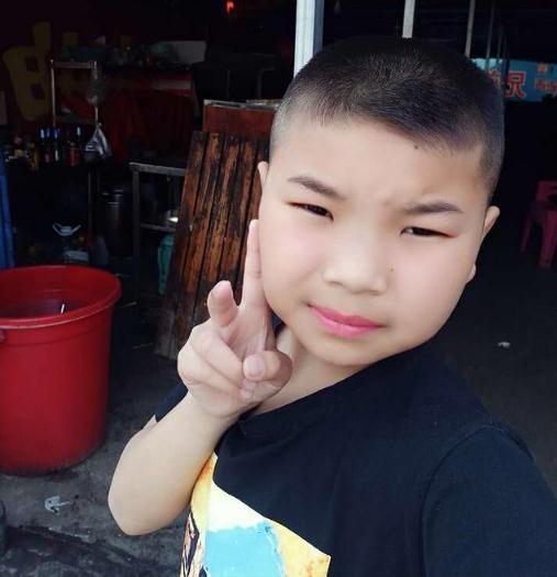 安徽阜阳14岁男孩郎茂森离家出走失联未归,望好心人留意