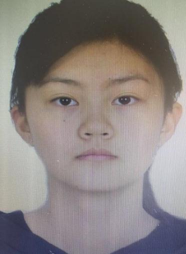 淮安寻人:卢馨悦 女 16 岁10月1号离家出走失联至今未归,扎马尾辫,穿黑色牛仔外套。
