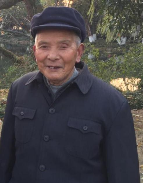 急寻浙江八旬老人患阿尔茨海默症走失,戴黑色鸭舌帽,穿蓝中山装、黑裤子、军训用球鞋